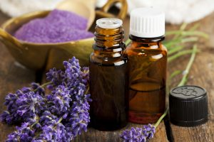 Anti-aging with essential oils