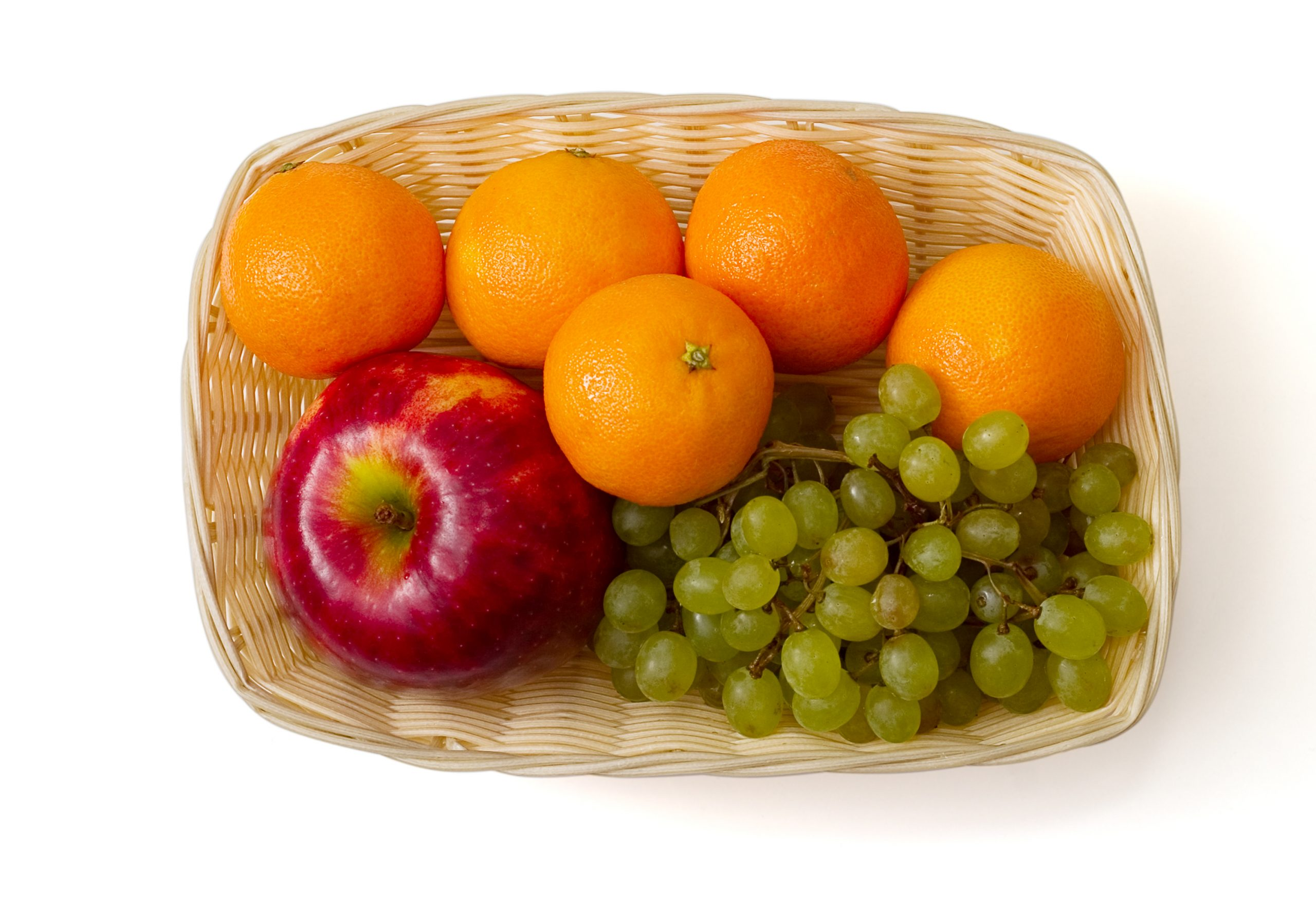 Fruit In a Basket